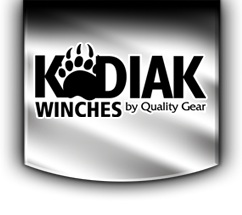 Kodiak Winches By Quality Gear