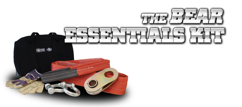 The Bear Essentials Kit